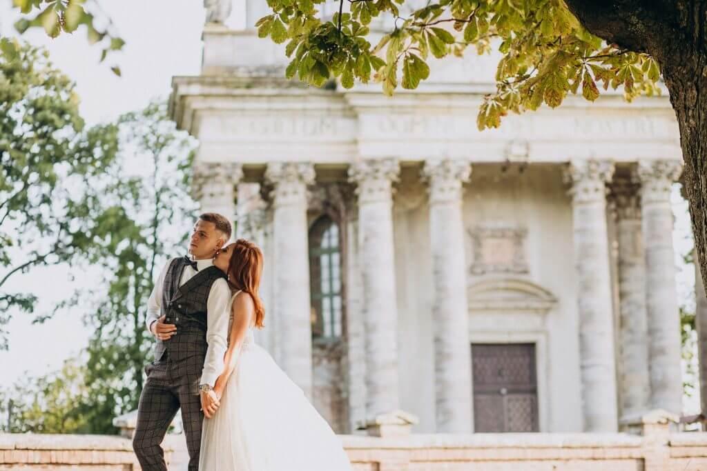 tökéletes helyszín esküvői fotózáshoz